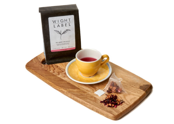 Red Berry Infusion Tea - Wight Label