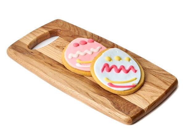 Easter Egg Biscuit