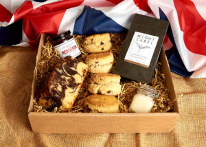 Cream Tea Box