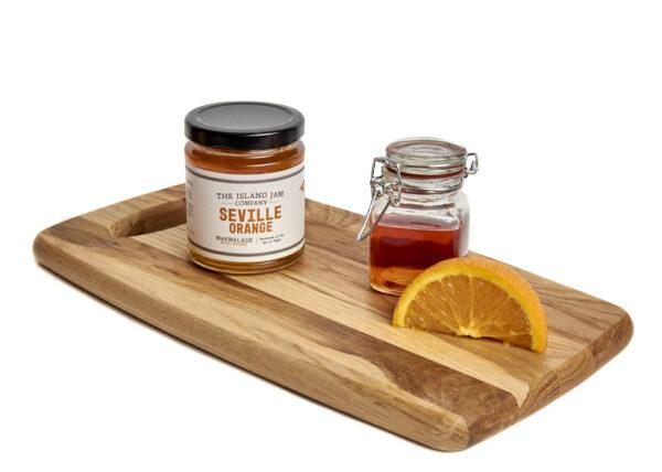Orange & Whiskey Jam