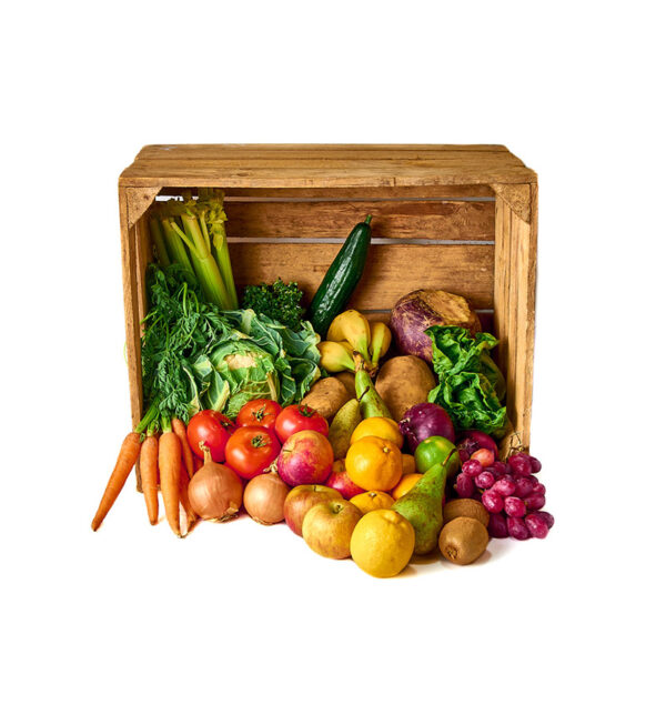 Fruit Veg Box Standard