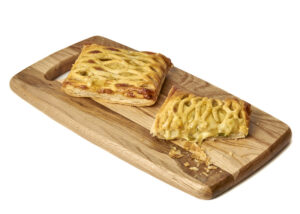 Creamy Vegetable Lattice