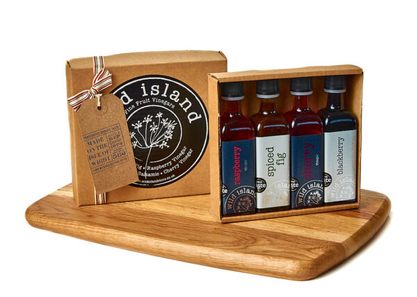 Fine Fruit Vinegar Gift Box