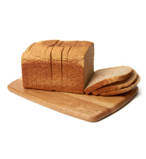 Large Wholemeal Tin Sliced